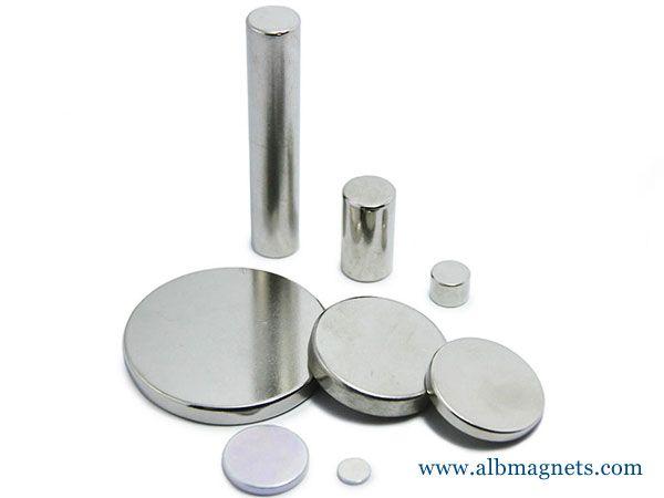 N42 round magnet and neodymium magnet disc