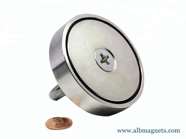 81Mm Round Magnet