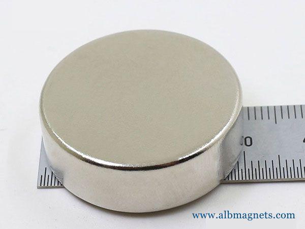 strong n35 n52 ndfeb neodymium magnet