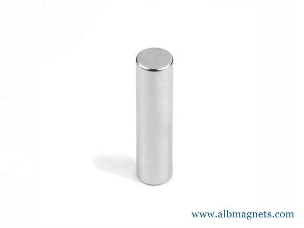 small cylindrical bar magnet ndfeb neodymium cylinder