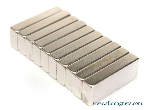strong bar 60x10x4mm neodymium magnet n52 magnets