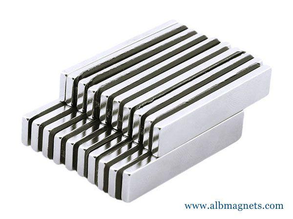 strong block neodymium neo bar magnet