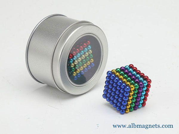 strong neodymium magnet 5mm magnetic balls