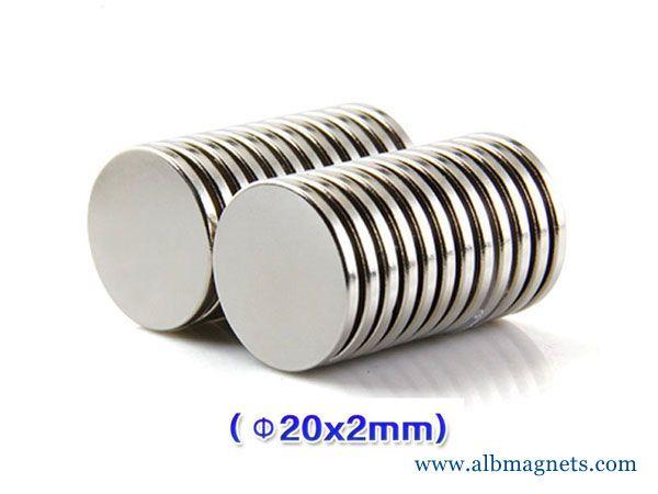 strong neodymium magnets 10mmx3mm grade