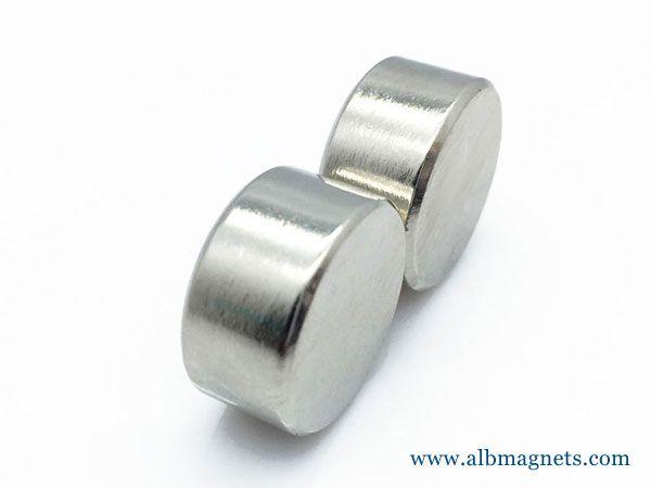 strong round cylinder fridge magnet
