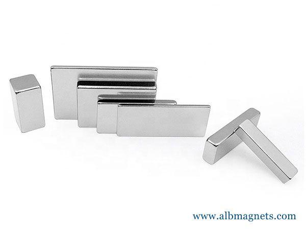 super strong permanent bar NdFeB rare earth magnets