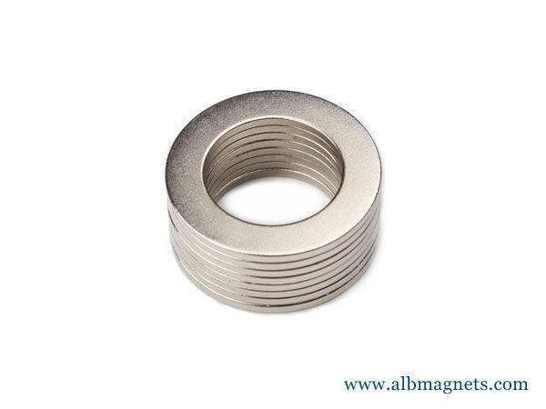 wholesale custom permanent big ring magnets