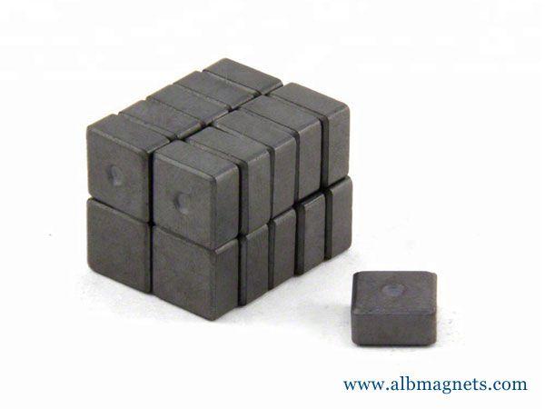 y30 arc shape ferrite magnet for motor