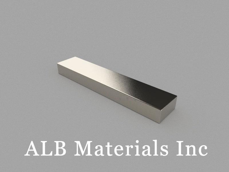 B100x20x10mm Neodymium Magnet, 100 x 20 x 10mm Block Magnet