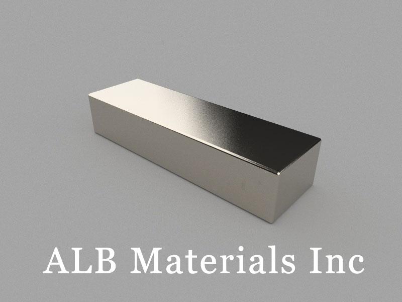 B100x30x20mm Neodymium Magnet, 100 x 30 x 20mm Block Magnet