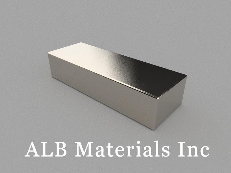 B100x35x22mm Neodymium Magnet, 100 x 35 x 22mm Block Magnet