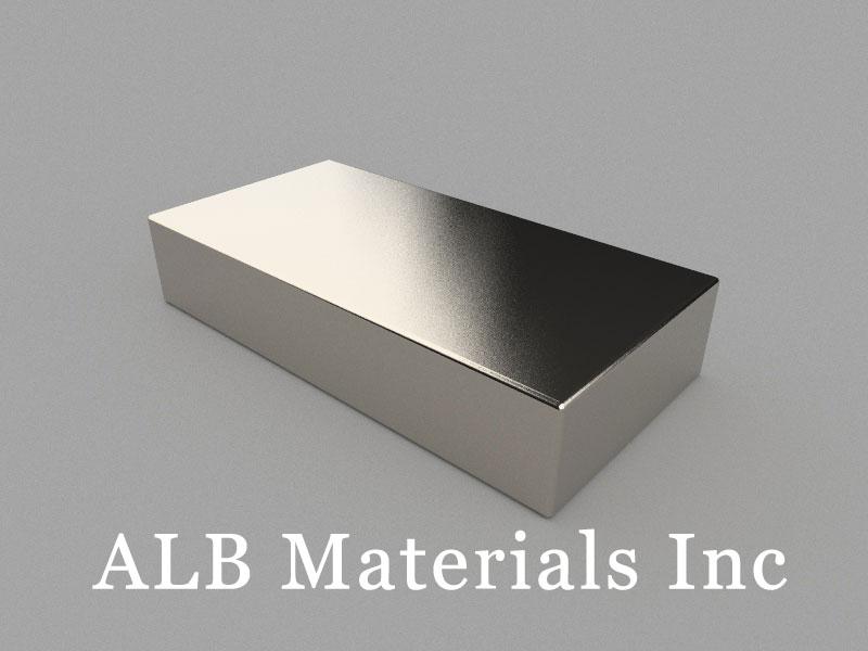 B100x50x20mm Neodymium Magnet, 100 x 50 x 20mm Block Magnet