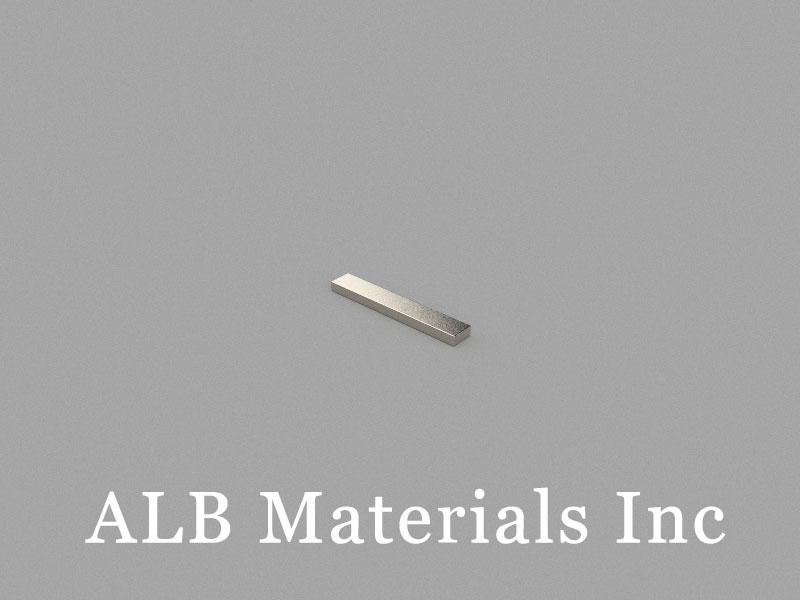 B10x1.6x0.7mm Neodymium Magnet, 10 x 1.6 x 0.7mm Block Magnet