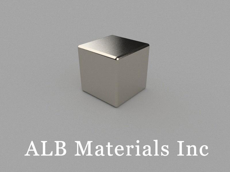 B10x10x10mm Neodymium Magnet, 10 x 10 x 10mm Block Magnet