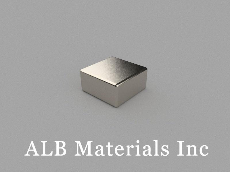 B10x10x5mm Neodymium Magnet, 10 x 10 x 5mm Block Magnet