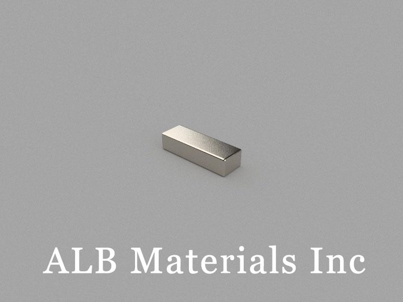 B10x3.3x2.3mm Neodymium Magnet, 10 x 3.3 x 2.3mm Block Magnet