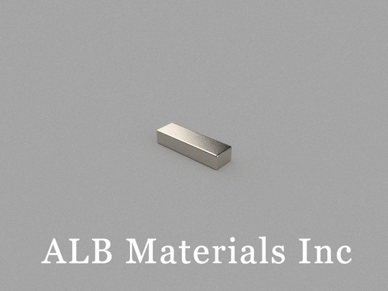 B10x3x2mm Neodymium Magnet, 10 x 3 x 2mm Block Magnet