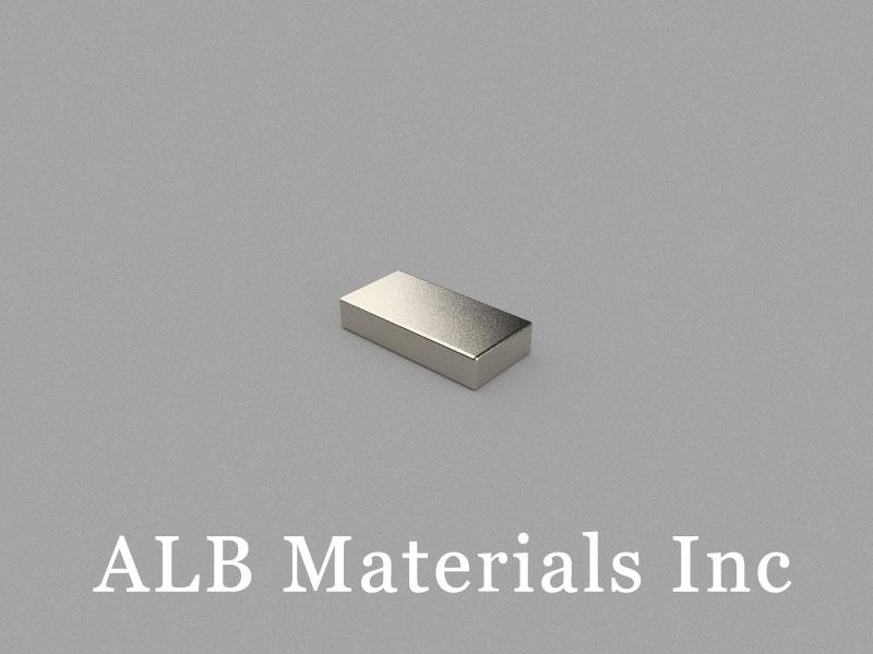 B10x5x2mm Neodymium Magnet, 10 x 5 x 2mm Block Magnet