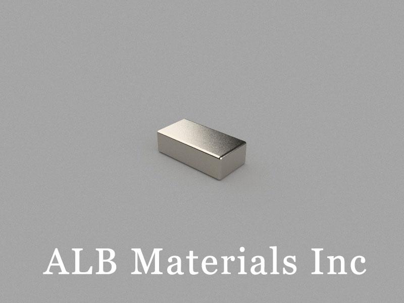 B10x5x3mm Neodymium Magnet, 10 x 5 x 3mm Block Magnet