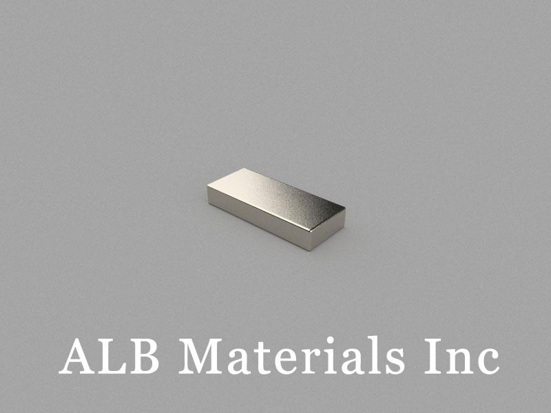 B12x5x2mm Neodymium Magnet, 12 x 5 x 2mm Block Magnet