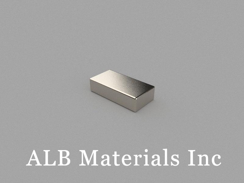 B12x6x3mm Neodymium Magnet, 12 x 6 x 3mm Block Magnet