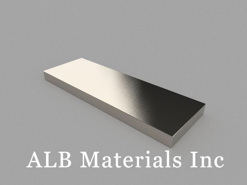 B150x50x10mm Neodymium Magnet, 150 x 50 x 10mm Block Magnet