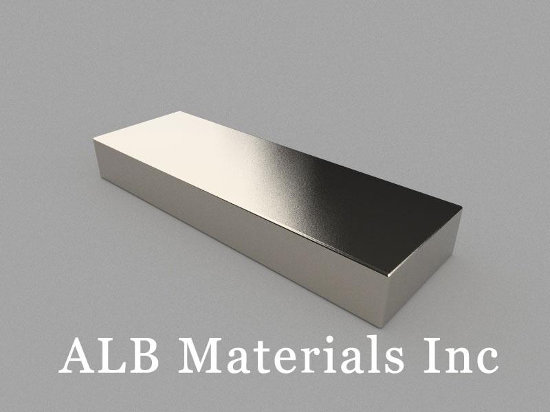 B150x50x20mm Neodymium Magnet, 150 x 50 x 20mm Block Magnet