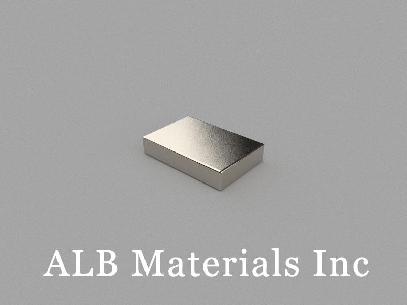 B15x10x3mm Neodymium Magnet, 15 x 10 x 3mm Block Magnet