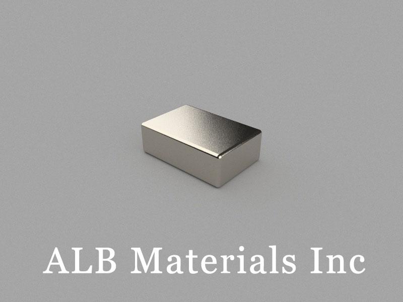 B15x10x5mm Neodymium Magnet, 15 x 10 x 5mm Block Magnet