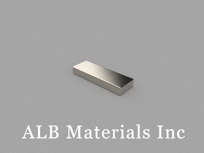 B15x5x2mm Neodymium Magnet, 15 x 5 x 2mm Block Magnet