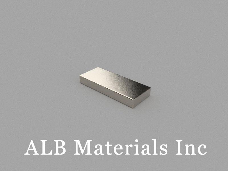 B15x6x2mm Neodymium Magnet, 15 x 6 x 2mm Block Magnet