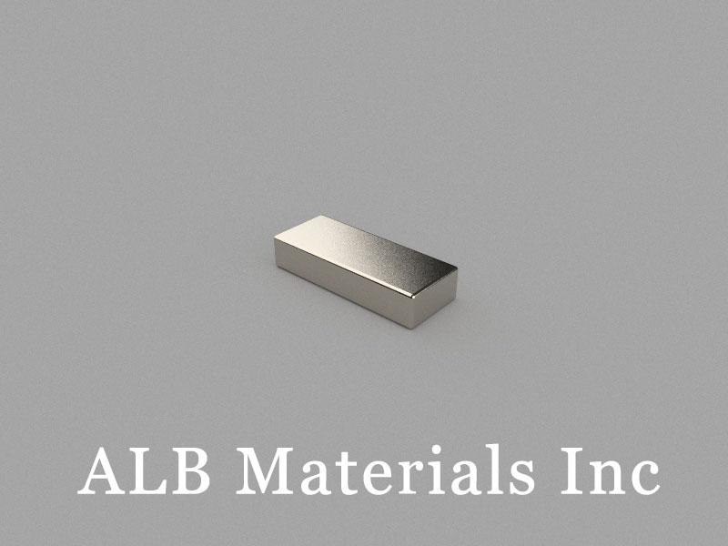 B15x6x3mm Neodymium Magnet, 15 x 6 x 3mm Block Magnet