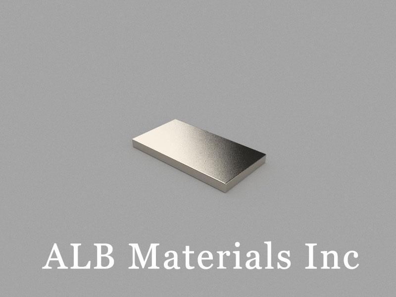 B15x8x1.2mm Neodymium Magnet, 15 x 8 x 1.2mm Block Magnet