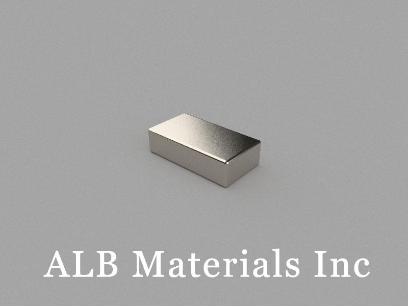 B15x8x4mm Neodymium Magnet, 15 x 8 x 4mm Block Magnet