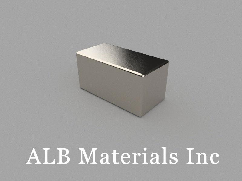 B20x10x10mm Neodymium Magnet, 20 x 10 x 10mm Block Magnet