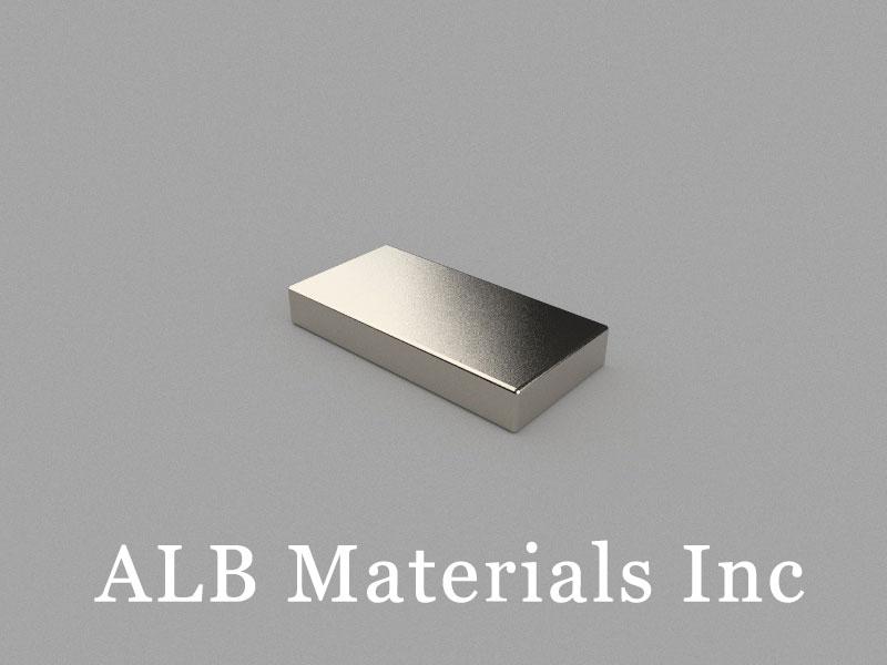 B20x10x3mm Neodymium Magnet, 20 x 10 x 3mm Block Magnet