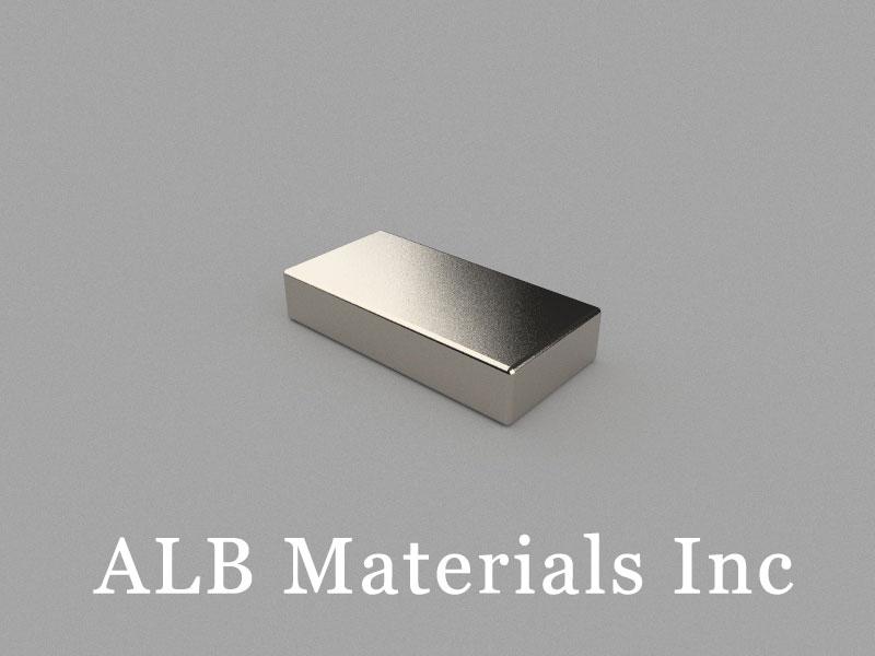 B20x10x4mm Neodymium Magnet, 20 x 10 x 4mm Block Magnet