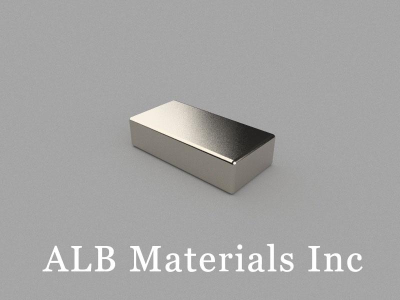 B20x10x5mm Neodymium Magnet, 20 x 10 x 5mm Block Magnet