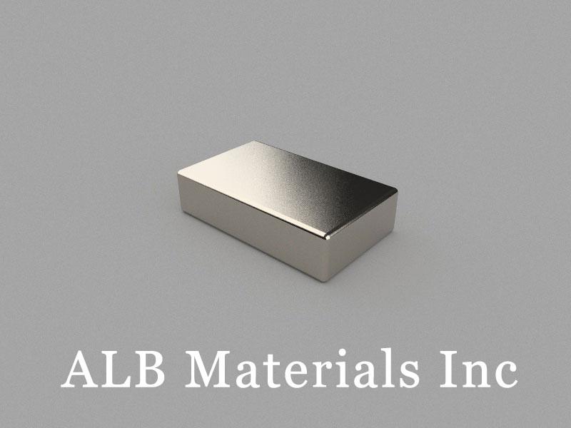 B20x12x5mm Neodymium Magnet, 20 x 12 x 5mm Block Magnet