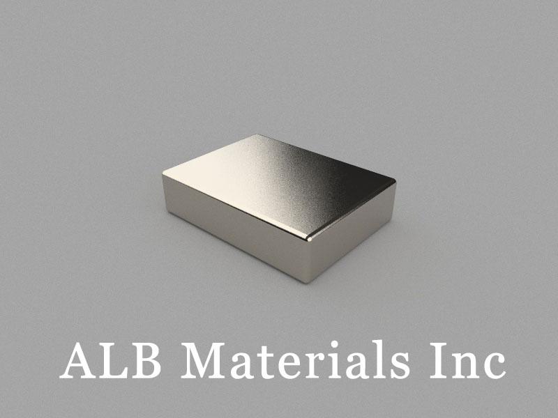 B20x15x5mm Neodymium Magnet, 20 x 15 x 5mm Block Magnet