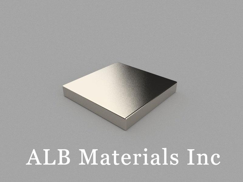 B20x20x3mm Neodymium Magnet, 20 x 20 x 3mm Block Magnet