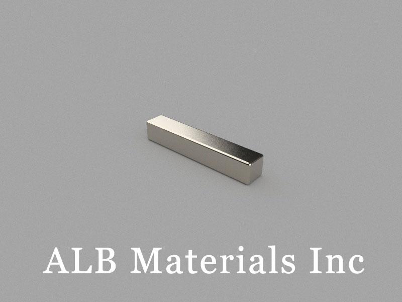 B20x3.5x3.4mm Neodymium Magnet, 20 x 3.5 x 3.4mm Block Magnet