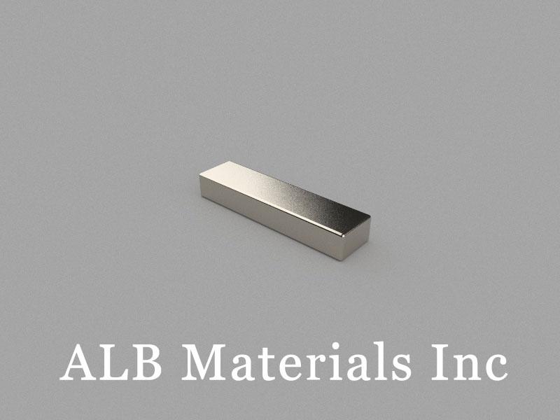 B20x5x3mm Neodymium Magnet, 20 x 5 x 3mm Block Magnet