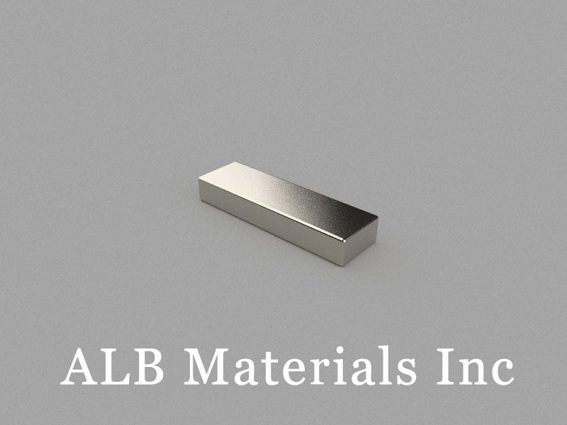 B20x6x3mm Neodymium Magnet, 20 x 6 x 3mm Block Magnet