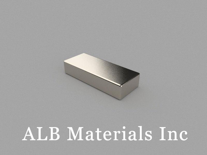B25x10x5mm Neodymium Magnet, 25 x 10 x 5mm Block Magnet