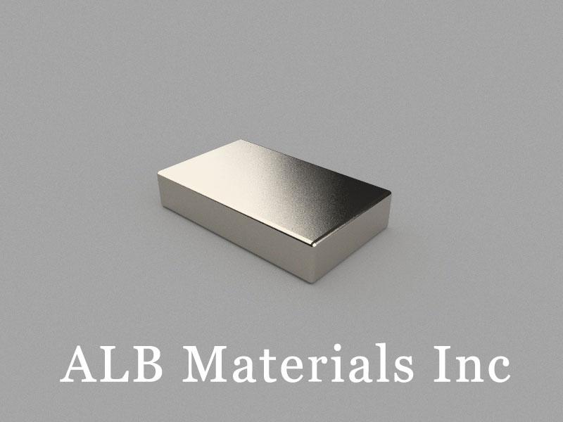 B25x15x5mm Neodymium Magnet, 25 x 15 x 5mm Block Magnet