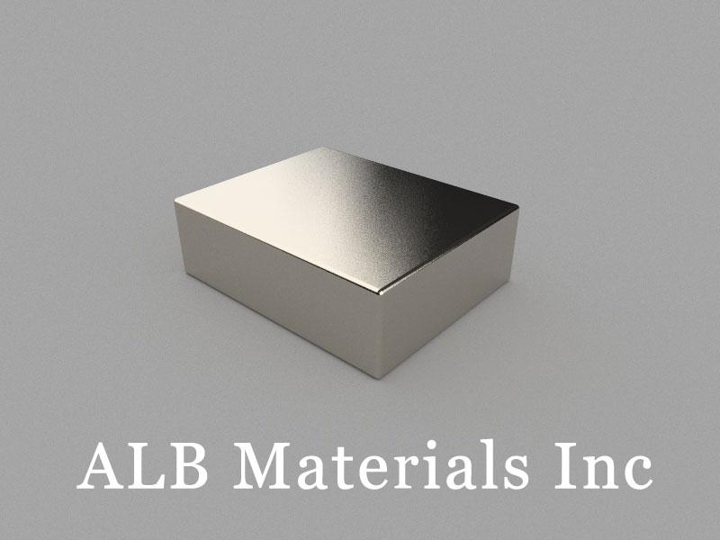B25x20x8mm Neodymium Magnet, 25 x 20 x 8mm Block Magnet