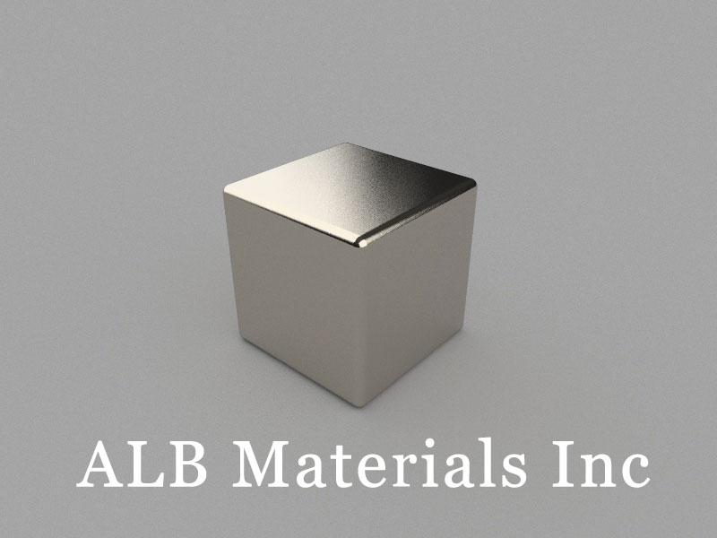 B25x25x25mm Neodymium Magnet, 25 x 25 x 25mm Block Magnet