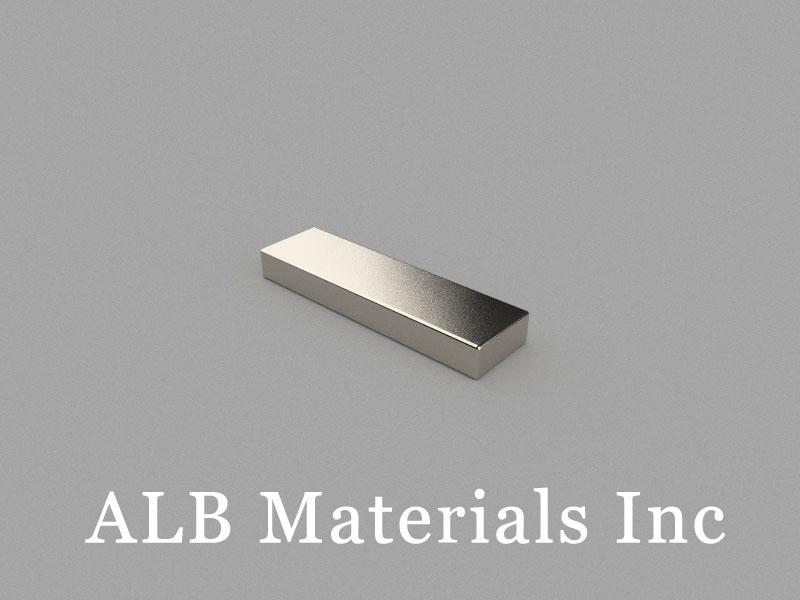B25x7x3mm Neodymium Magnet, 25 x 7 x 3mm Block Magnet