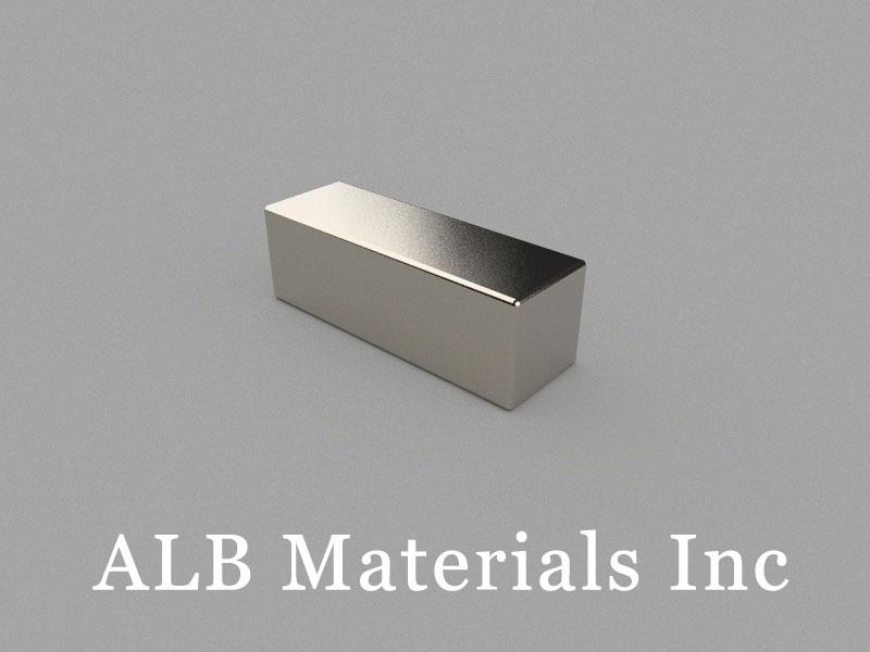 B30x10x10mm Neodymium Magnet, 30 x 10 x 10mm Block Magnet